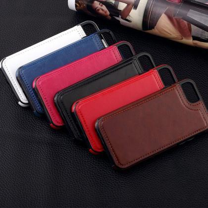 New Fashion PU Leather Case For iPh..