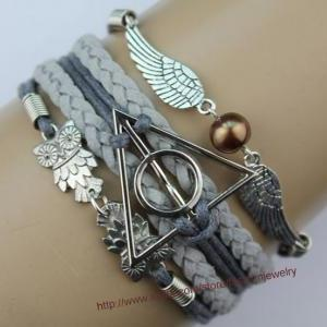 Harry Potter Bracelet, Infinity Bra..