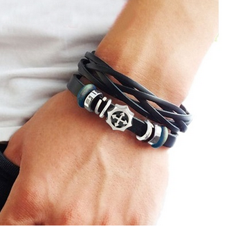 Fashion Couple Bracelet Bangle Jewe..