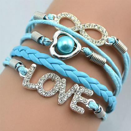 Fashion Womens Jewelry Rhinestone I..