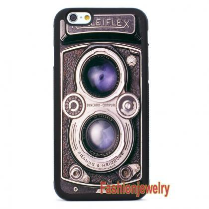 Vintage Rolleiflex Camera - iPhone ..