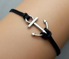 2pcs Anchor Bracelet..