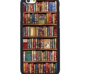 Bookshelf Phone Case..