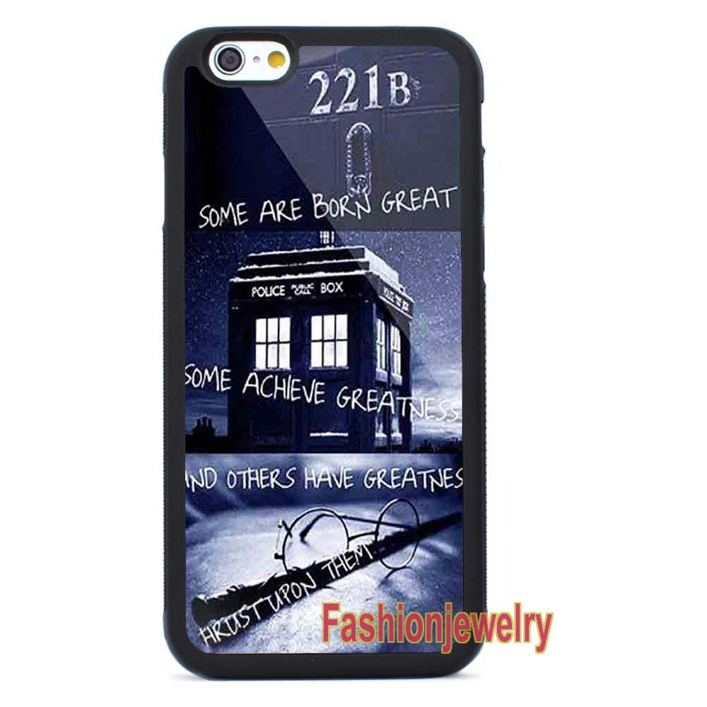 competitive price a5e35 daae4 Doctor Who Tardis Harry Potter Quotes - IPhone 7 Case,iPhone 7 Plus  Case,iPhone 6/6s Plus Case,iPhone 5 5s Se Case,iPhone 5c Case,iPhone 4 4s  Case ...