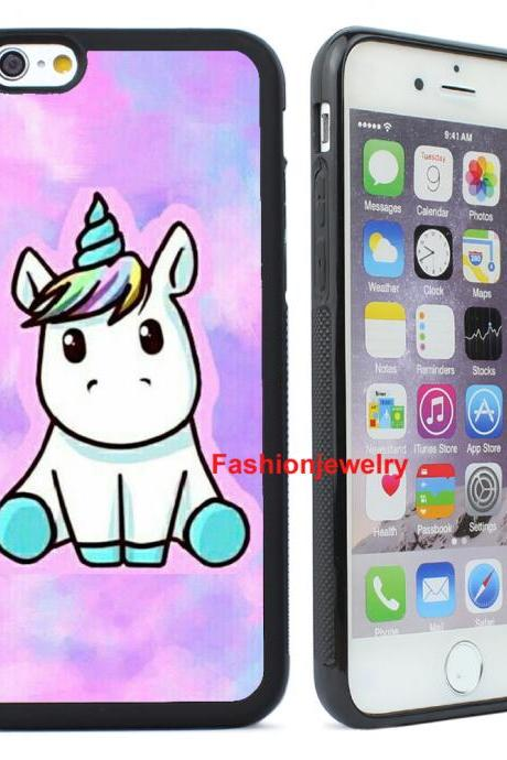 Unicorn Design Cell Phone Case Cover for iPhone X 8 7 6 6S Plus 5 5S 4 4S & Samsung Galaxy S5 S6 S7 S8 S9 Plus & Note5 Note 8