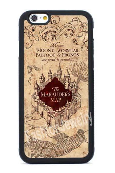 Harry Potter Marauder's Map iPhone 7 case,iPhone 7 Plus case,iPhone 6/6s Plus case,iPhone 5 5s se case,iPhone 5c case,iPhone 4 4s case Samsung Galaxy Case Cover