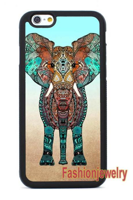 Fashion Eelephant Design- iPhone 7 case,iPhone 7 Plus case,iPhone 6/6s Plus case,iPhone 5 5s se case,iPhone 5c case,iPhone 4 4s case Samsung Galaxy Case Cover