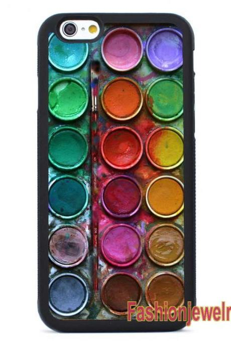 Watercolor Painting Box Design- iPhone 7 case,iPhone 7 Plus case,iPhone 6/6s Plus case,iPhone 5 5s se case,iPhone 5c case,iPhone 4 4s case Samsung Galaxy Case Cover