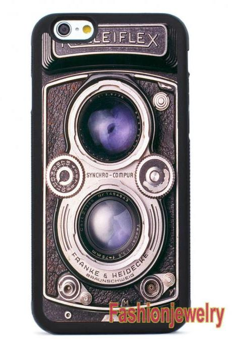 Vintage Rolleiflex Camera - iPhone 7 case,iPhone 7 Plus case,iPhone 6/6s Plus case,iPhone 5 5s se case,iPhone 5c case,iPhone 4 4s case Samsung Galaxy Case Cover