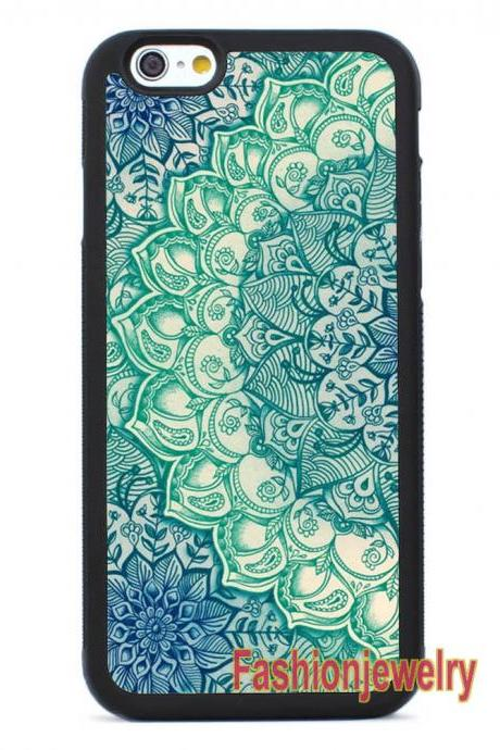 Mandala Design- iPhone 7 case,iPhone 7 Plus case,iPhone 6/6s Plus case,iPhone 5 5s se case,iPhone 5c case,iPhone 4 4s case Samsung Galaxy Case Cover