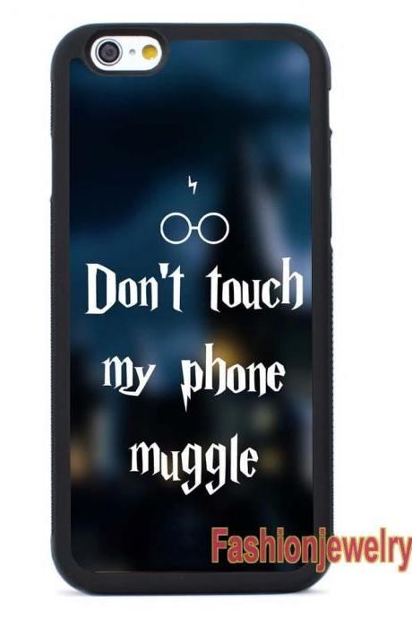 don't touch my phone Harry Potter - iPhone 7 case,iPhone 7 Plus case,iPhone 6/6s Plus case,iPhone 5 5s se case,iPhone 5c case,iPhone 4 4s case Samsung Galaxy Case Cover